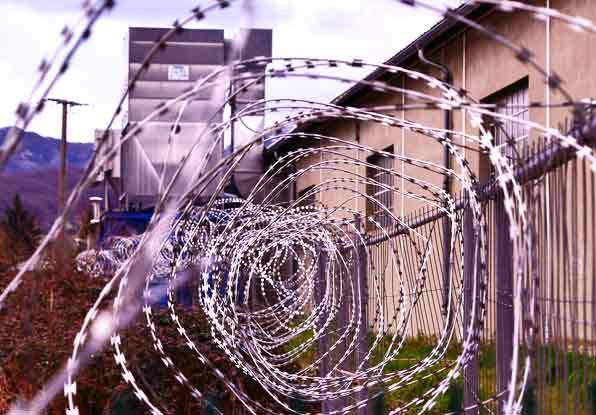 image of secure perimeter