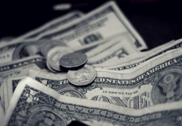 image of money for low cost solutions