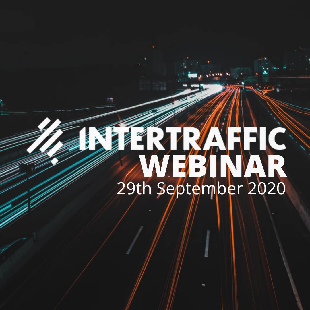 Intertraffic webinar